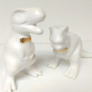 Threshold T Rex Dinosaur Salt and Pepper Shaker
